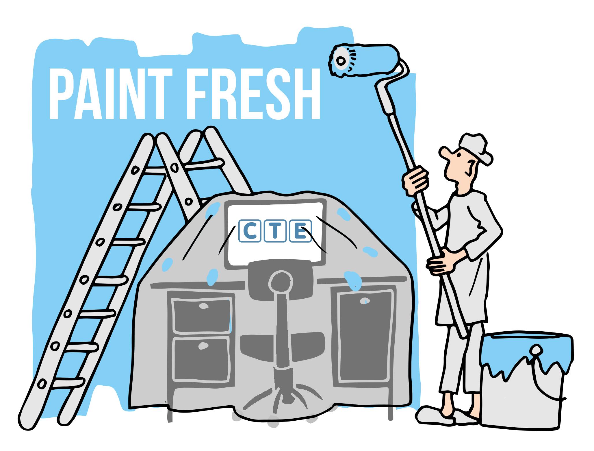 Launch CTE website