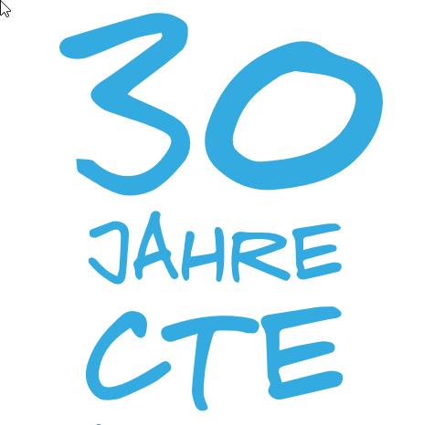 30 Jahre CTE